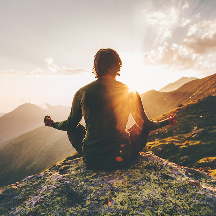 В Новый Год без старых проблем! Через совместную медитацию отпускаем  груз прошлого.