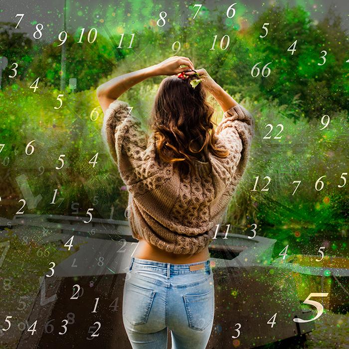 Нумерологический расчет личности человека.