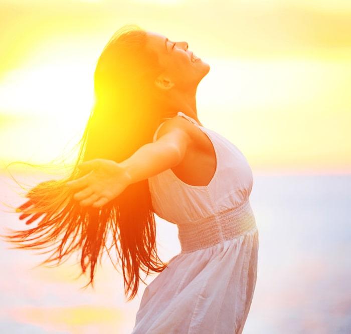 Медитация. Настрой на счастливую жизнь.