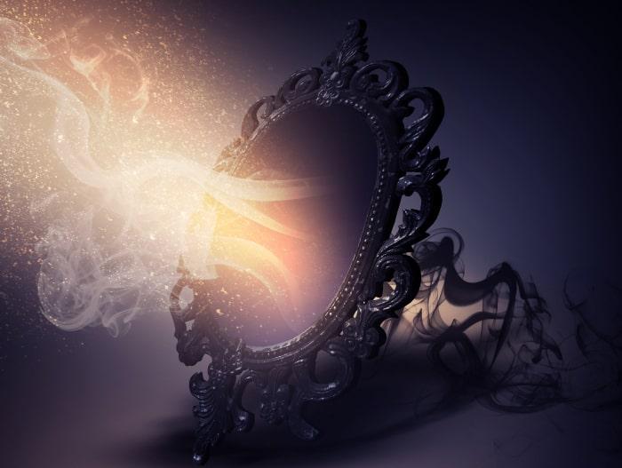 """Магическая защита """"Зеркальная"""""""